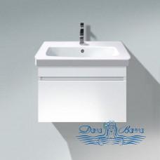 Тумба для ванной Duravit DuraStyle (DS638001818) (65 см) белый матовый