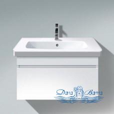 Тумба для ванной Duravit DuraStyle (DS638101818) (80 см) белый матовый