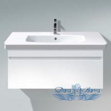 Тумба для ванной Duravit DuraStyle (DS638201818) (100 см) белый матовый