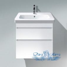 Тумба для ванной Duravit DuraStyle (DS648001818) (65 см) белый матовый