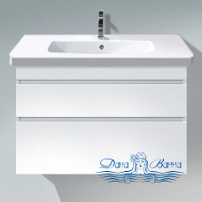 Тумба для ванной Duravit DuraStyle (DS648201818) (100 см) белый матовый