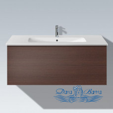Тумба для ванной Duravit L-cube (LC614205151) (103 см) коричневая сосна