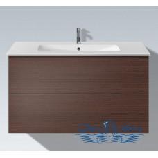 Тумба для ванной Duravit L-cube (LC624205151) (103 см) коричневая сосна