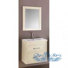 Тумба для ванной Idea Group Alba 80 (canapa)
