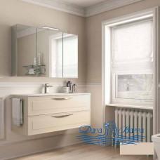 Тумба для ванной Idea Group Dressy 120 (бежевый матовый)