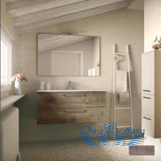 Тумба для ванной Idea Group Dressy 120 (орех)