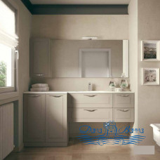 Тумба для ванной Idea Group Dressy 120 (темно-бежевый матовый)