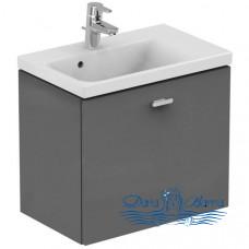 Тумба для ванной Ideal Standart Connect Space (C6743KR) (60 см) глянцевый серый