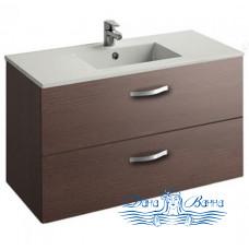 Тумба для ванной Jacob Delafon Ola (EB392RU-NR) (100 см) (темный дуб)
