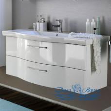 Тумба для ванной Pelipal Solitaire 6005 (AG-WTUSL 02) (122 см) (белый)