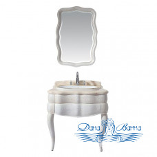 Тумба для ванной SSWW (BF6025) (белый)