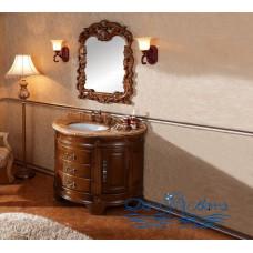 Тумба для ванной SSWW (BF8233) (вишня)