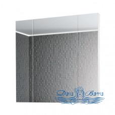 Зеркальный шкаф Alvaro Banos Viento (70 см) (белый лак)