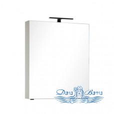 Зеркальный шкаф Aquanet Алвита 70 бежевый (без светильника)