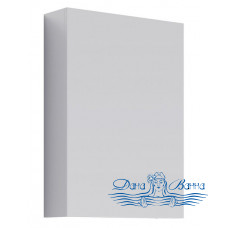 Зеркальный шкаф Aqwella МС (50 см) (белый)