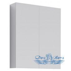 Зеркальный шкаф Aqwella МС (60 см) (белый)