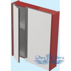 Зеркальный шкаф Astra-Form Соло 60 белый