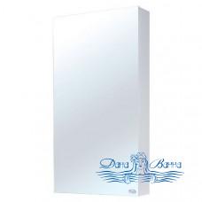 Зеркальный шкаф Bellezza Комо 40 L (белый)