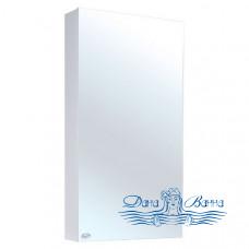 Зеркальный шкаф Bellezza Комо 40 R (белый)