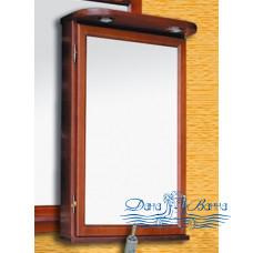 Зеркальный шкаф Два Водолея Clio 55