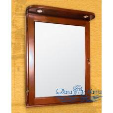 Зеркальный шкаф Два Водолея Clio 65