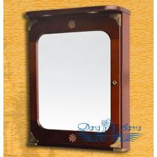 Зеркальный шкаф Два Водолея Ocean 65