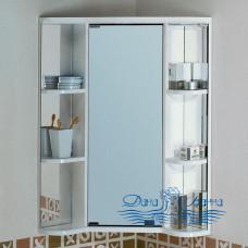 Зеркальный шкаф Два Водолея Rondo (50 см)