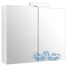 Зеркальный шкаф Jacob Delafon Presquile (EB928-J5) (80 см) белый