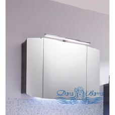 Зеркальный шкаф Pelipal Cassca (CS-SPS04) (100 см) (антрацит)
