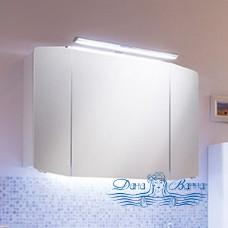 Зеркальный шкаф Pelipal Cassca (CS-SPS04) (100 см) (белый)