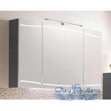 Зеркальный шкаф Pelipal Cassca (CS-SPS05) (120 см) (графит)