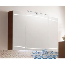 Зеркальный шкаф Pelipal Cassca (CS-SPS06) (140 см) (шоколад)
