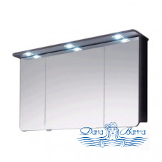 Зеркальный шкаф Pelipal Solitaire 6005 (AG-SPS 04) (120 см) (белый)