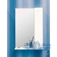 Зеркальный шкаф Sanflor Карина 45 R (белый)