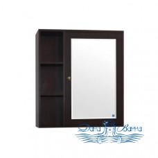 Зеркальный шкаф Style Line Кантри 75 (венге)