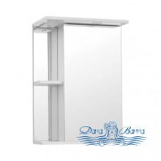 Зеркальный шкаф Style Line Николь 50/С белый
