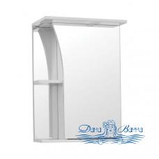 Зеркальный шкаф Style Line Виола 50/С белый