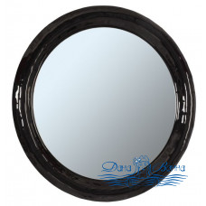 Зеркало Акватон Андорра 75 (черное)