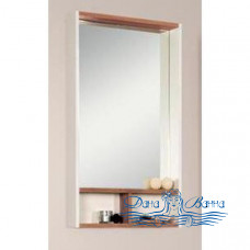 Зеркало Акватон Йорк 50 (Бежевый/Джарра)