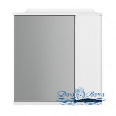 Зеркальный шкаф Am.Pm Like R (белый, венге) (65 см)