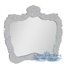 Зеркало Aquanet Demax Афины 92 белый ретро