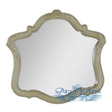 Зеркало Aquanet Demax Флоренция antique amario (состаренный оливковый)