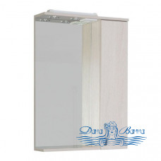 Зеркало Aquanet Донна 60 (белый дуб)