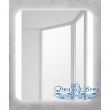 Зеркало Belbagno (SPC-CEZ-700-600-LED-BTN) (с кнопкой) (70 см)