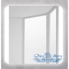 Зеркало Belbagno (SPC-CEZ-700-700-LED-BTN) (с кнопкой) (70 см)