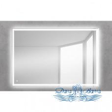 Зеркало Belbagno (SPC-GRT-500-600-LED-TCH) (с кнопкой) (60 см)