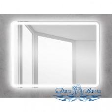 Зеркало Belbagno (SPC-MAR-500-800-LED-BTN) (с кнопкой) (80 см)