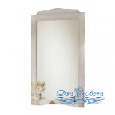 Зеркало Cezares Lorenzo (LOR70/03.03) (65 см) белый