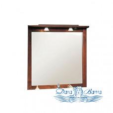 Зеркало Cezares Star (SCS100.01) (100 см) орех
