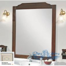 Зеркало Cezares Star (SCS95.04) (90 см) бело-бежевый